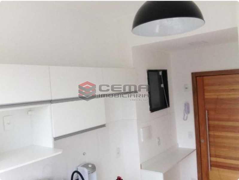 2 - Apartamento à venda Rua Barão de Macaúbas,Botafogo, Zona Sul RJ - R$ 300.000 - LAAP12114 - 3