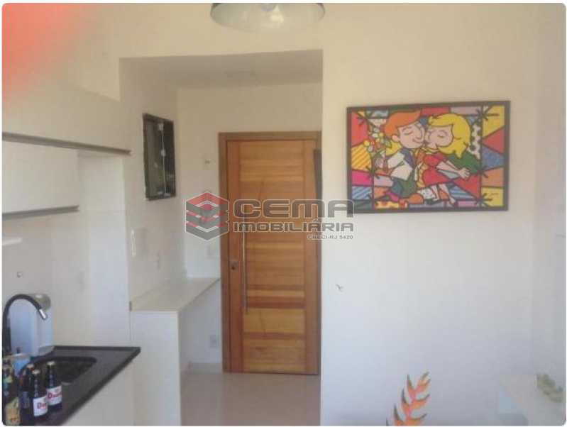3 - Apartamento à venda Rua Barão de Macaúbas,Botafogo, Zona Sul RJ - R$ 300.000 - LAAP12114 - 4