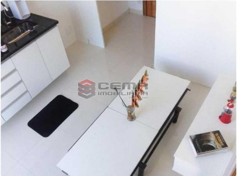 4 - Apartamento à venda Rua Barão de Macaúbas,Botafogo, Zona Sul RJ - R$ 300.000 - LAAP12114 - 5
