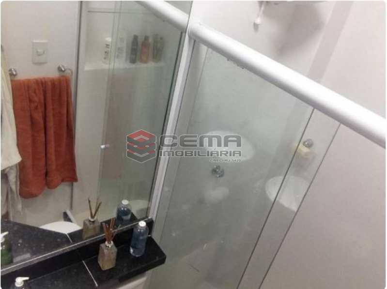 5 - Apartamento à venda Rua Barão de Macaúbas,Botafogo, Zona Sul RJ - R$ 300.000 - LAAP12114 - 6