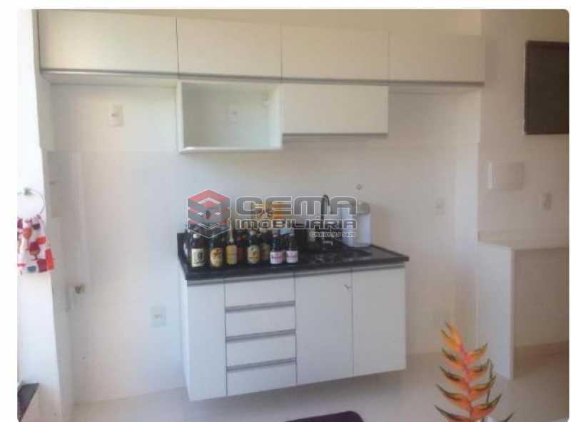 7 - Apartamento à venda Rua Barão de Macaúbas,Botafogo, Zona Sul RJ - R$ 300.000 - LAAP12114 - 8
