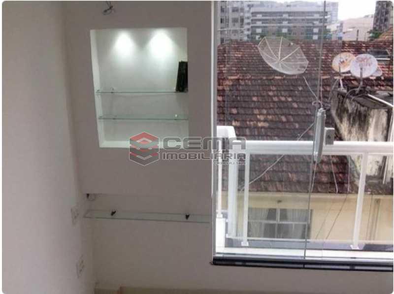 8 - Apartamento à venda Rua Barão de Macaúbas,Botafogo, Zona Sul RJ - R$ 300.000 - LAAP12114 - 9