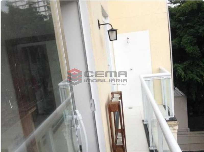 10 - Apartamento à venda Rua Barão de Macaúbas,Botafogo, Zona Sul RJ - R$ 300.000 - LAAP12114 - 11