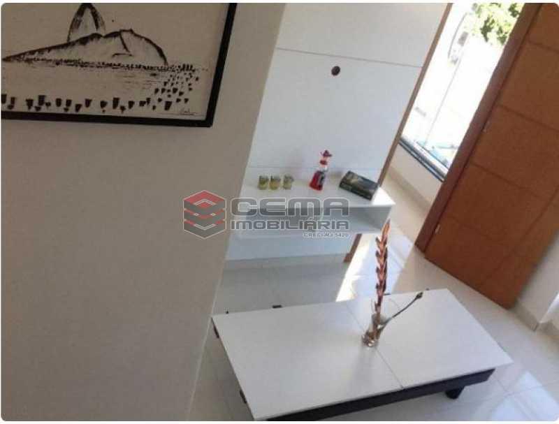 11 - Apartamento à venda Rua Barão de Macaúbas,Botafogo, Zona Sul RJ - R$ 300.000 - LAAP12114 - 12