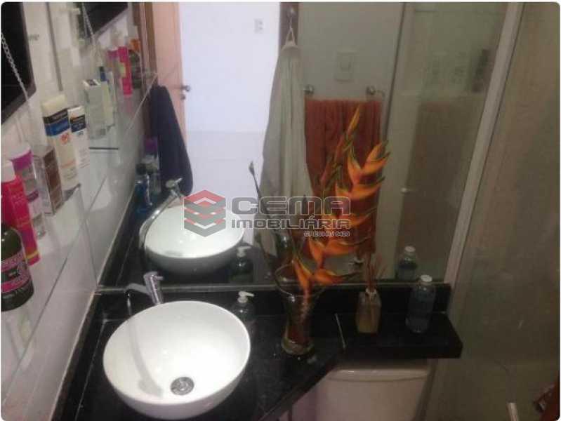 12 - Apartamento à venda Rua Barão de Macaúbas,Botafogo, Zona Sul RJ - R$ 300.000 - LAAP12114 - 13