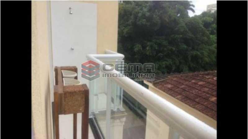 19 - Apartamento à venda Rua Barão de Macaúbas,Botafogo, Zona Sul RJ - R$ 300.000 - LAAP12114 - 17