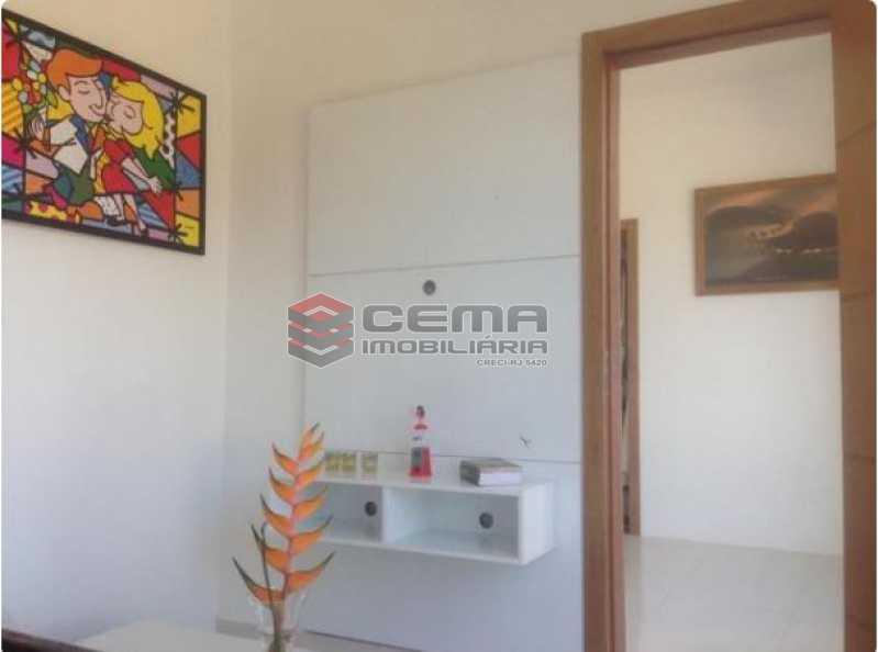 23 - Apartamento à venda Rua Barão de Macaúbas,Botafogo, Zona Sul RJ - R$ 300.000 - LAAP12114 - 19