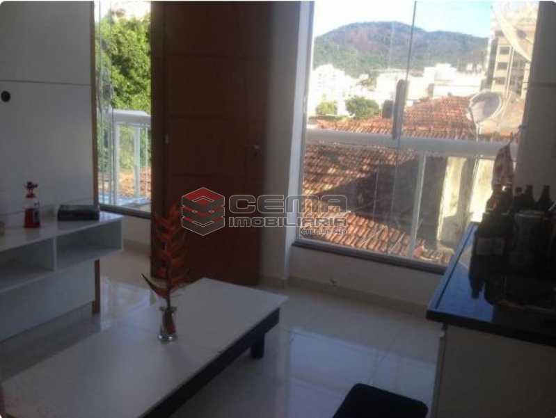 26 - Apartamento à venda Rua Barão de Macaúbas,Botafogo, Zona Sul RJ - R$ 300.000 - LAAP12114 - 20