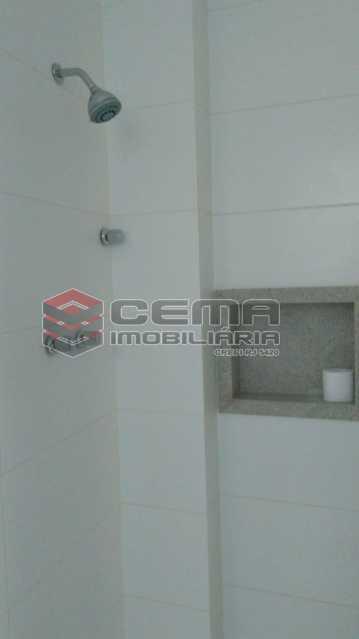 banheiro - Kitnet/Conjugado À Venda - Glória - Rio de Janeiro - RJ - LAKI01081 - 13