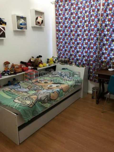 5-quarto. - Apartamento 2 quartos à venda Humaitá, Zona Sul RJ - R$ 810.000 - LAAP23733 - 3