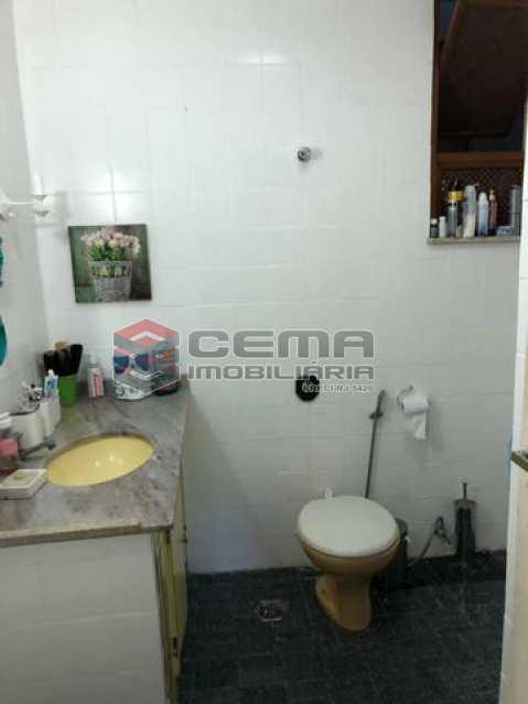 7-banheiro. - Apartamento 2 quartos à venda Humaitá, Zona Sul RJ - R$ 810.000 - LAAP23733 - 4