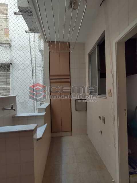 14 - Apartamento 2 quartos à venda Humaitá, Zona Sul RJ - R$ 810.000 - LAAP23733 - 21