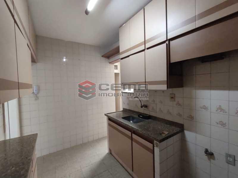 15 - Apartamento 2 quartos à venda Humaitá, Zona Sul RJ - R$ 810.000 - LAAP23733 - 22