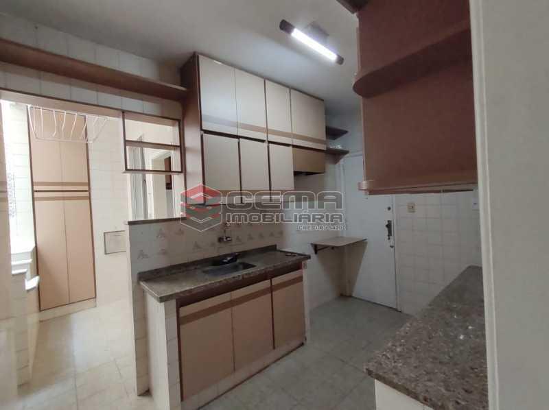 17 - Apartamento 2 quartos à venda Humaitá, Zona Sul RJ - R$ 810.000 - LAAP23733 - 24