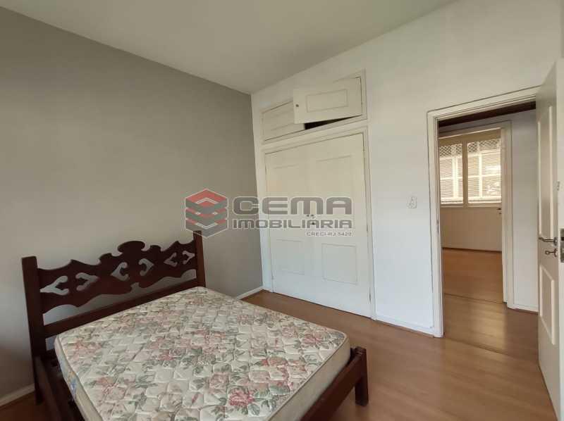 18 - Apartamento 2 quartos à venda Humaitá, Zona Sul RJ - R$ 810.000 - LAAP23733 - 25