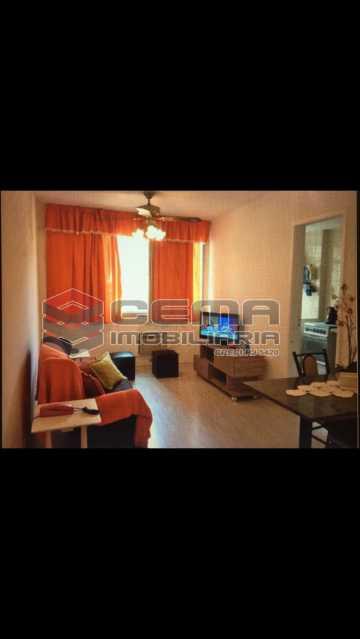 2. - Apartamento à venda Rua Riachuelo,Centro RJ - R$ 470.000 - LAAP12134 - 6