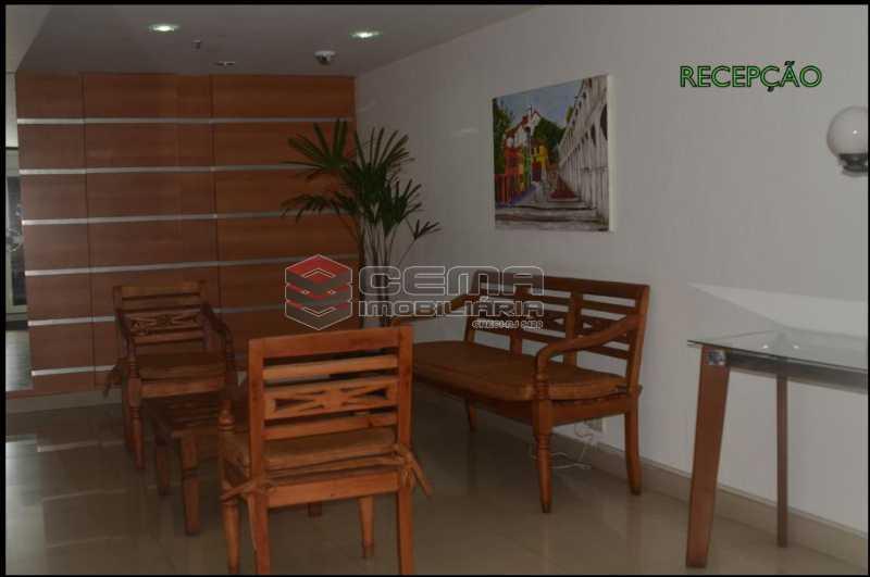 7 - Apartamento à venda Rua Riachuelo,Centro RJ - R$ 470.000 - LAAP12134 - 7