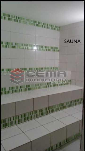 9 - Apartamento à venda Rua Riachuelo,Centro RJ - R$ 470.000 - LAAP12134 - 12