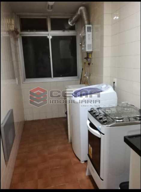 14 - Apartamento à venda Rua Riachuelo,Centro RJ - R$ 470.000 - LAAP12134 - 9