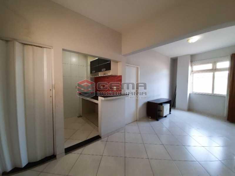 Sala planta original - Apartamento 1 quarto à venda Centro RJ - R$ 235.000 - LAAP12133 - 15