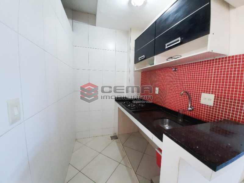 Cozinha - Apartamento 1 quarto à venda Centro RJ - R$ 235.000 - LAAP12133 - 7