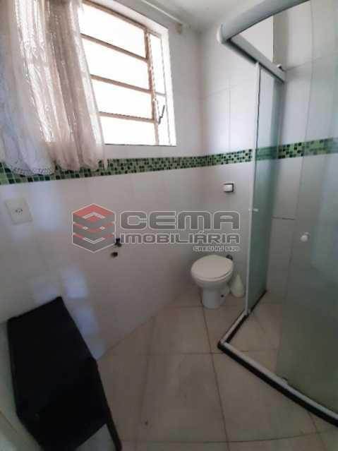 Banheiro - Apartamento 1 quarto à venda Centro RJ - R$ 250.000 - LAAP12133 - 11