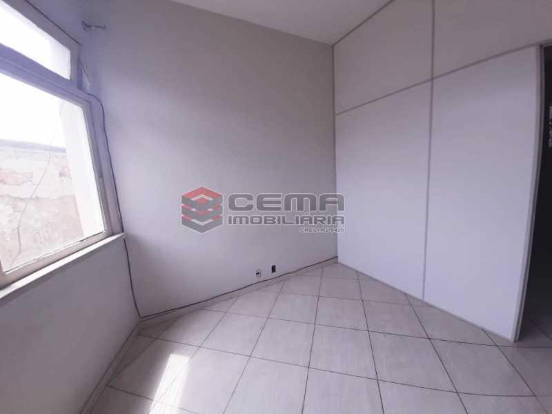 Quarto 2 - Apartamento 1 quarto à venda Centro RJ - R$ 250.000 - LAAP12133 - 8