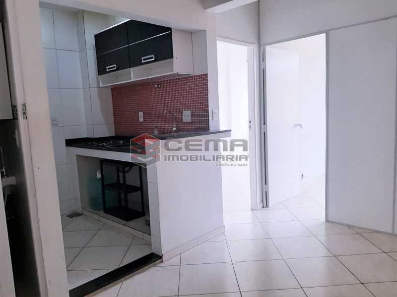 Sala/cozinha - Apartamento 1 quarto à venda Centro RJ - R$ 250.000 - LAAP12133 - 6