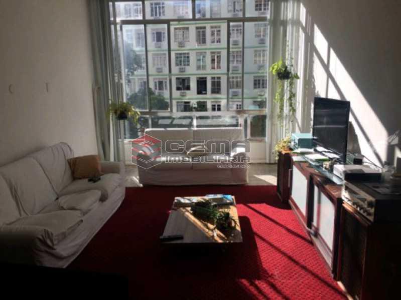 1 - Apartamento À Venda - Flamengo - Rio de Janeiro - RJ - LAAP40670 - 3