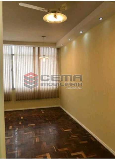 2 - Apartamento 2 quartos à venda Humaitá, Zona Sul RJ - R$ 847.000 - LAAP23766 - 3