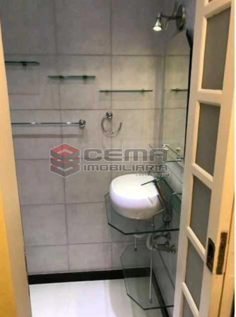 5 - Apartamento 2 quartos à venda Humaitá, Zona Sul RJ - R$ 847.000 - LAAP23766 - 9