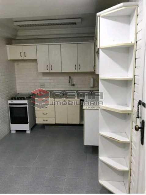 7 - Apartamento 2 quartos à venda Humaitá, Zona Sul RJ - R$ 847.000 - LAAP23766 - 6