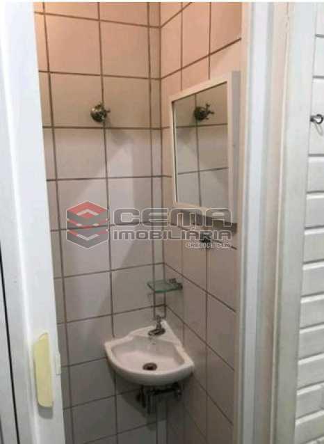 10 - Apartamento 2 quartos à venda Humaitá, Zona Sul RJ - R$ 847.000 - LAAP23766 - 12