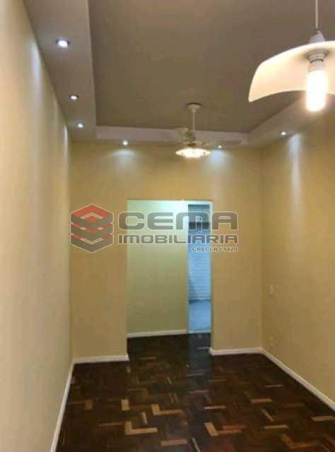 1 - Apartamento 2 quartos à venda Humaitá, Zona Sul RJ - R$ 847.000 - LAAP23766 - 5
