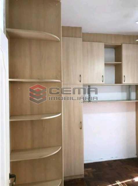 3 - Apartamento 2 quartos à venda Humaitá, Zona Sul RJ - R$ 847.000 - LAAP23766 - 17