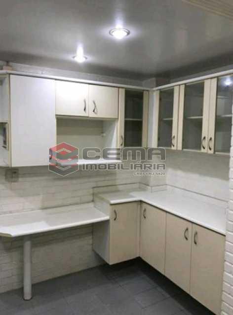 8 - Apartamento 2 quartos à venda Humaitá, Zona Sul RJ - R$ 847.000 - LAAP23766 - 22