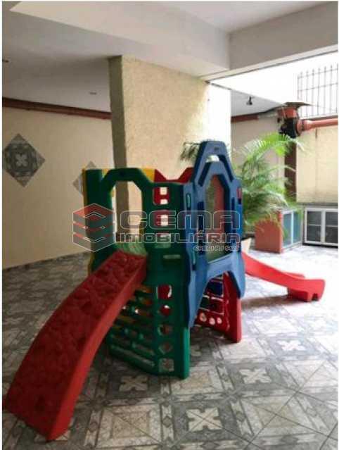 11 - Apartamento 2 quartos à venda Humaitá, Zona Sul RJ - R$ 847.000 - LAAP23766 - 25