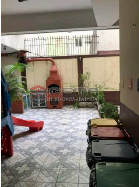 12 - Apartamento 2 quartos à venda Humaitá, Zona Sul RJ - R$ 847.000 - LAAP23766 - 26