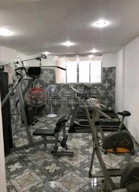 13 - Apartamento 2 quartos à venda Humaitá, Zona Sul RJ - R$ 847.000 - LAAP23766 - 27