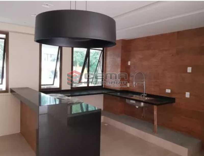 sala gourmet - Apartamento À Venda - Flamengo - Rio de Janeiro - RJ - LAAP33195 - 21