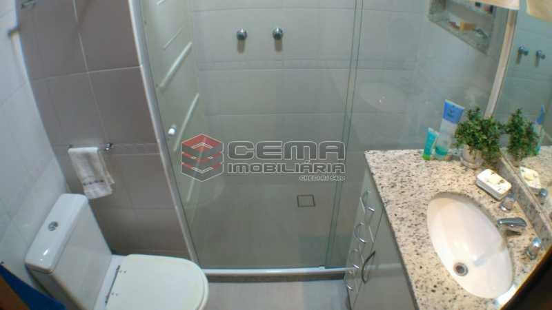 banheiro - Apartamento À Venda - Flamengo - Rio de Janeiro - RJ - LAAP33195 - 13
