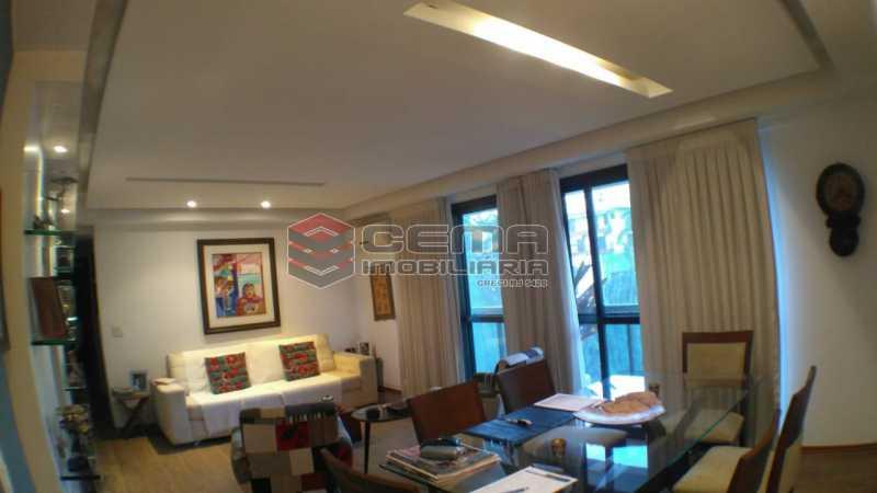 sala - Apartamento À Venda - Flamengo - Rio de Janeiro - RJ - LAAP33195 - 5