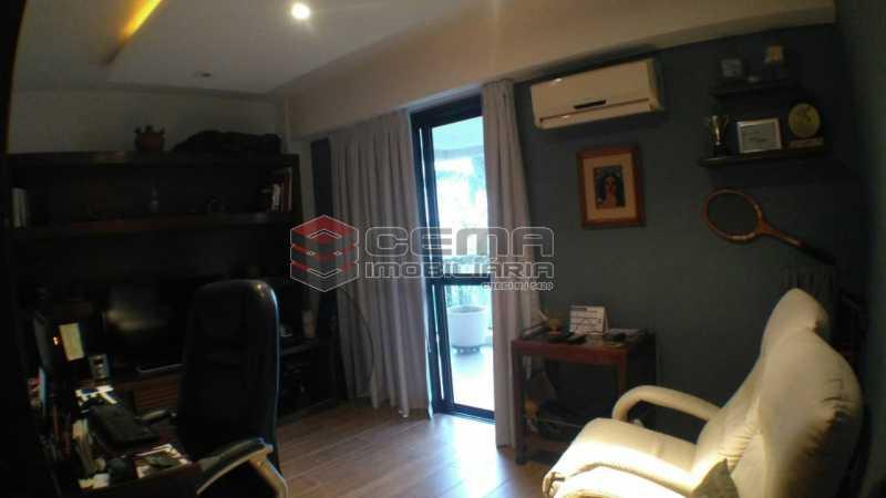 quarto 1 - Apartamento À Venda - Flamengo - Rio de Janeiro - RJ - LAAP33195 - 8