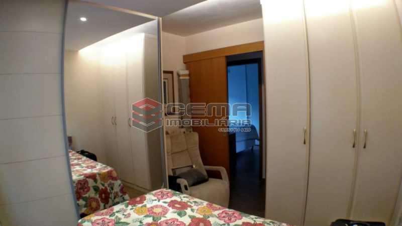 quarto 2 - Apartamento À Venda - Flamengo - Rio de Janeiro - RJ - LAAP33195 - 9