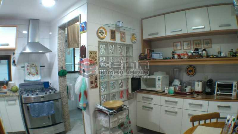 copa cozinha - Apartamento À Venda - Flamengo - Rio de Janeiro - RJ - LAAP33195 - 16