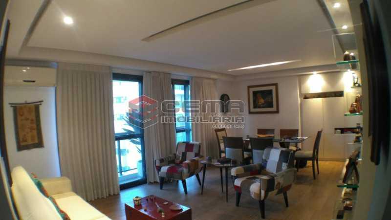 sala - Apartamento À Venda - Flamengo - Rio de Janeiro - RJ - LAAP33195 - 4