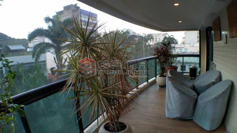 varandão - Apartamento À Venda - Flamengo - Rio de Janeiro - RJ - LAAP33195 - 1