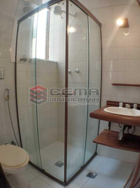 Banheiro - Apartamento 1 quarto para alugar Laranjeiras, Zona Sul RJ - R$ 1.450 - LAAP12148 - 14