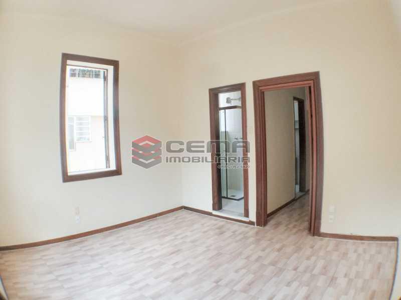 Quarto - Apartamento 1 quarto para alugar Laranjeiras, Zona Sul RJ - R$ 1.450 - LAAP12148 - 10