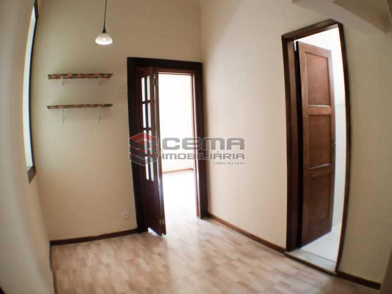 Sala - Apartamento 1 quarto para alugar Laranjeiras, Zona Sul RJ - R$ 1.450 - LAAP12148 - 6
